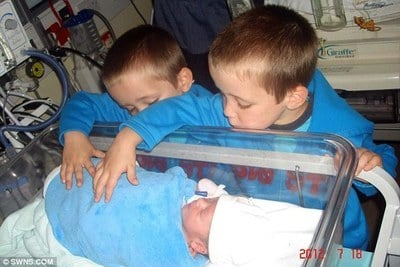 Amazing Birth Coincidence in British Family