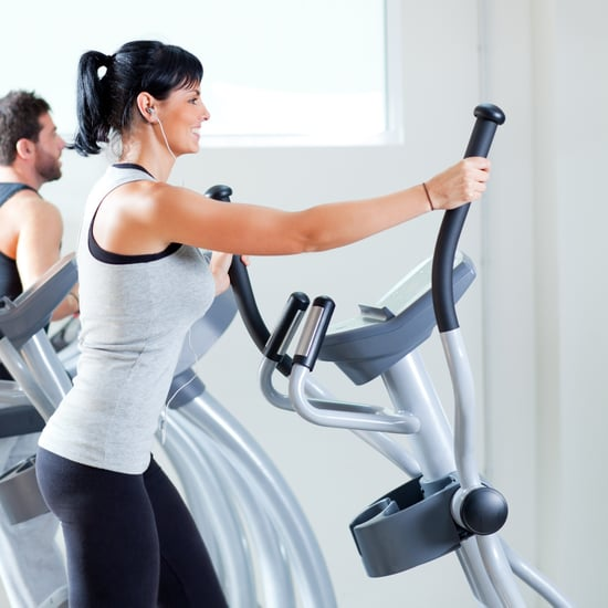 30-Minute Elliptical Incline Workout