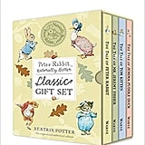 For 3-Year-Olds: Peter Rabbit Naturally Better Classic Gift Set