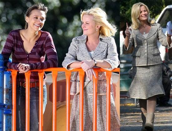 Amy Poehler and Rashida Jones Start Their Public Service
