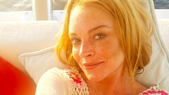 Lindsay Lohan Visits Syrian Refugees in Turkey: 'We Should Do More for Each Other'