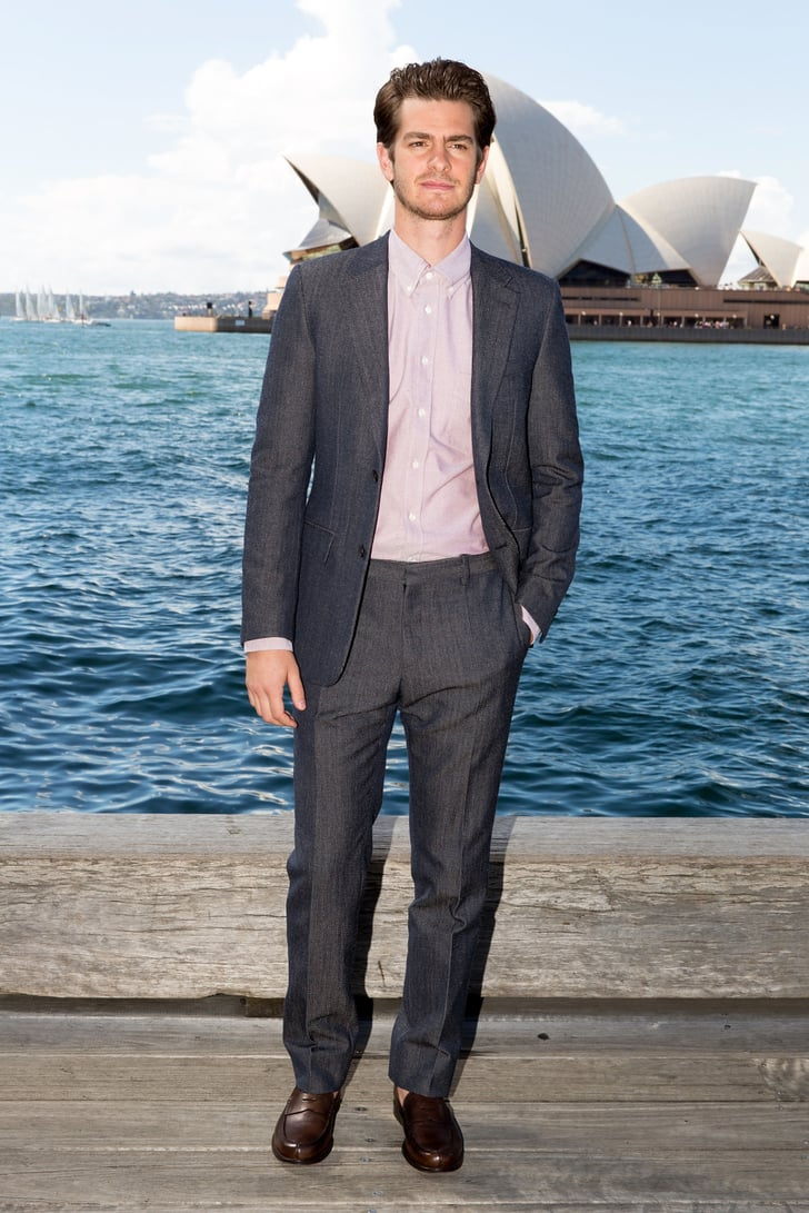 Emma Stone Andrew Garfield Style - Menswear Outfits ...