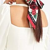 Dolce & Gabbana Silk Twill Scarf