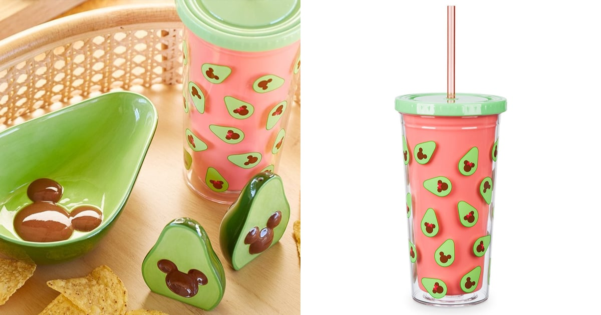 If My Heart Were an Avocado Pit, It Would Totally Fit the Theme of Disney's Newest Collection