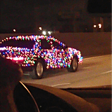 Whoever goes cruisin' in this majestic ride