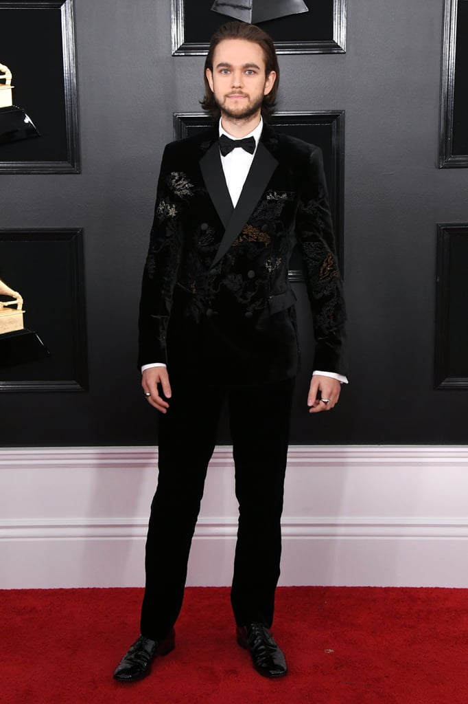 Zedd at the 2019 Grammy Awards