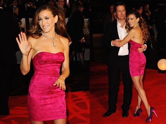 Photos of Sarah Jessica Parker and Hugh Grant at the London Premiere of Did You Hear About the Morgans?