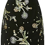 Topshop Womens Brunswick Velvet Mini Skirt by Unique (£495)