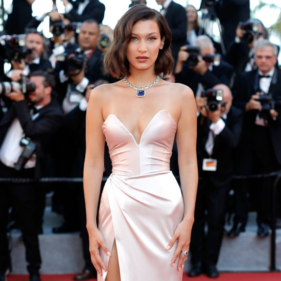 Bella Hadid's Dress at the Cannes Film Festival 2017