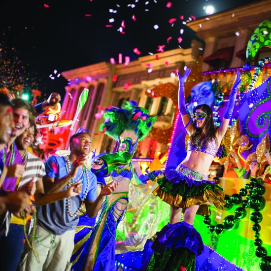 Universal Studios Mardi Gras Celebration Is Perfect For Kids