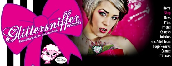Glittersniffer Cosmetics Causes a Cosmetics Safety Controversy
