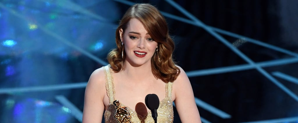 If You Love Emma Stone and Ryan Gosling's Friendship, Her Oscars Speech Will Melt You