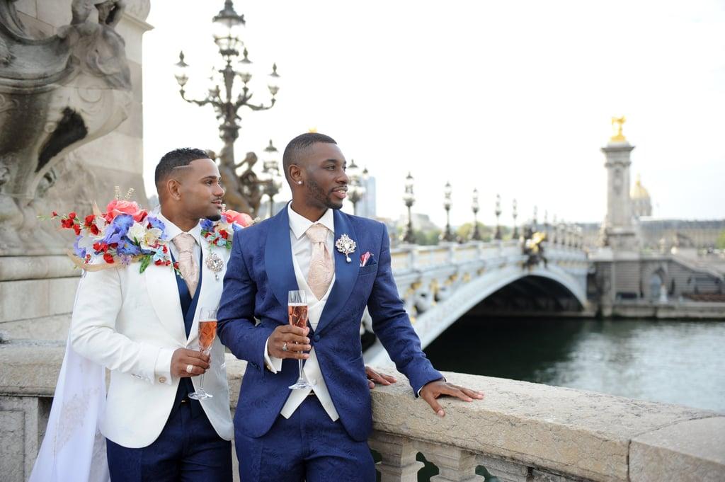 Viral Paris Wedding Photos 2018