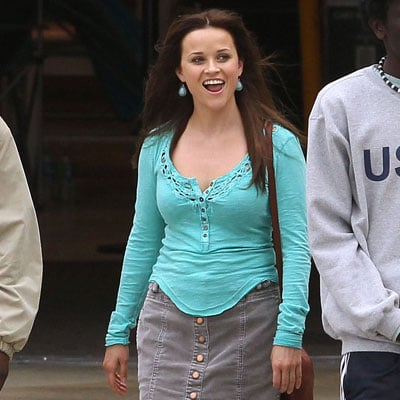 Reese Witherspoon on The Good Lie Set in Atlanta