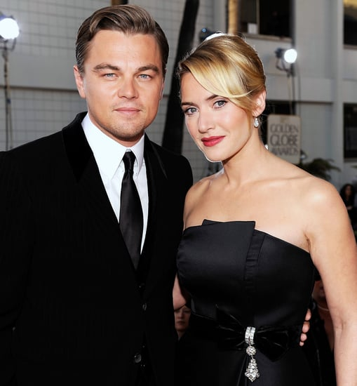 """Kate Winslet on Leonardo DiCaprio: """"He Always Saw Me As One of the Boys,"""" We Never """"Snogged"""""""
