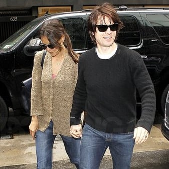 Tom Cruise and Katie Holmes Go to Magnolia Bakery Pictures