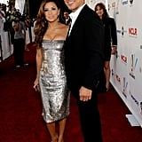 Eva Longoria and Mario Lopez Pictures