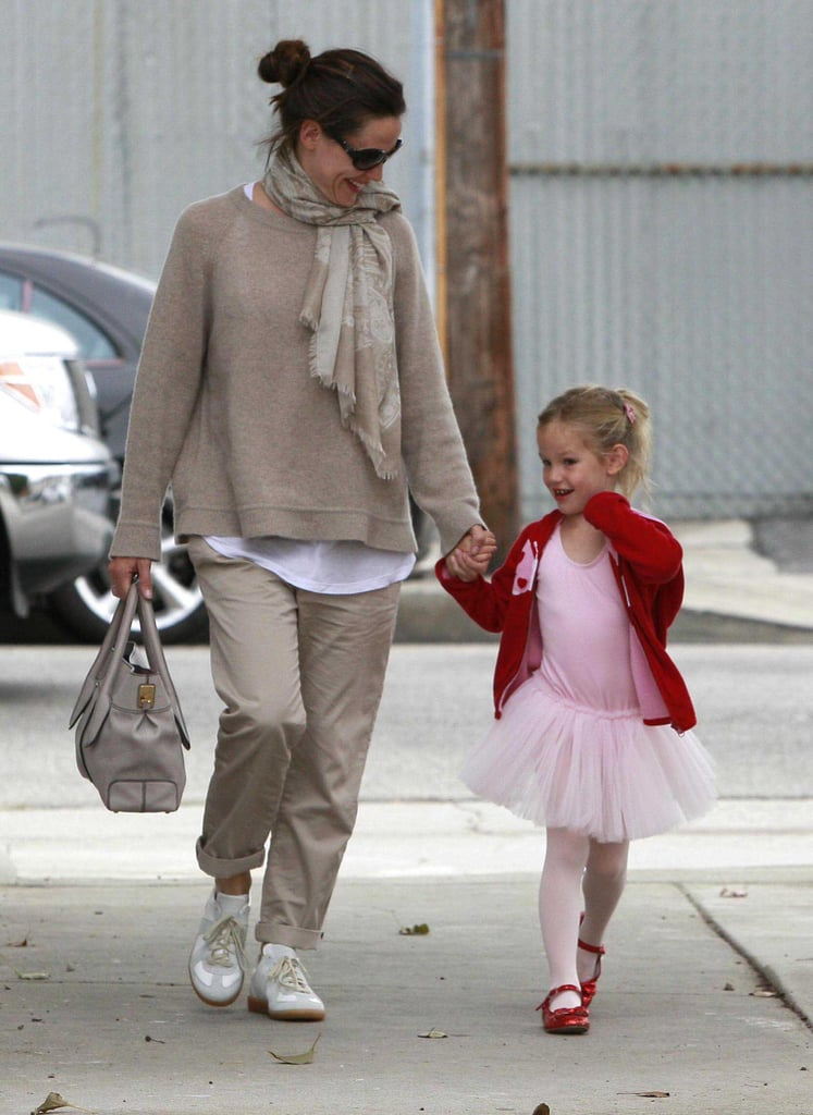 Pictures of Violet and Jen
