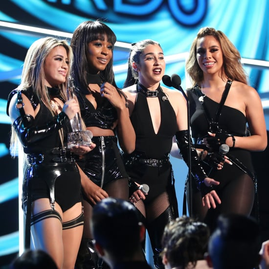 Fifth Harmony's 2017 People's Choice Awards Speech
