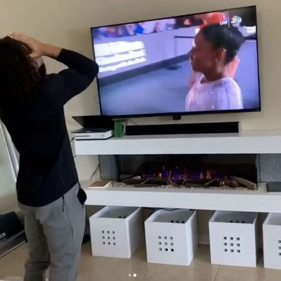 Simone Biles's Boyfriend Cheering For Her Is Pure Gold