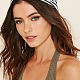 Forever 21 Knotted Stripe Headwrap ($4)