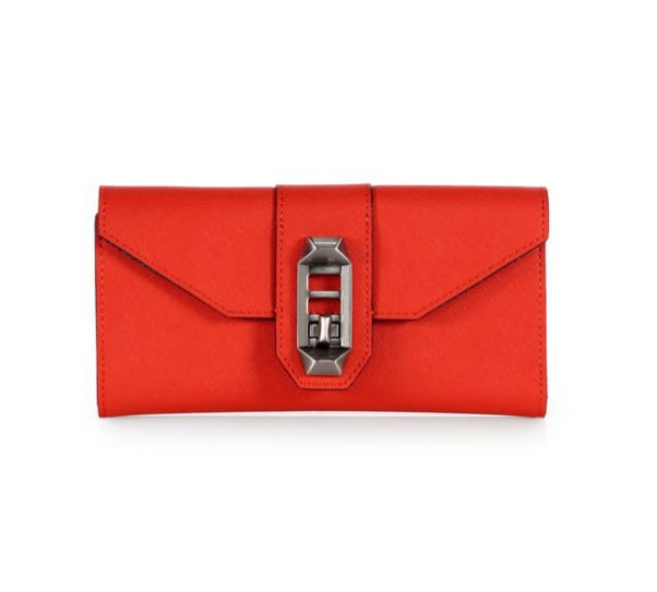 Rebecca Minkoff Red Mason Wallet