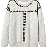 Isabel Marant Scotty Studded Sweatshirt ($343, originally $685)