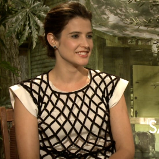 Cobie Smulders Interview on Safe Haven (Video)