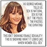 Rashida Jones on the pornification of pop culture in Glamour. Do you agree?