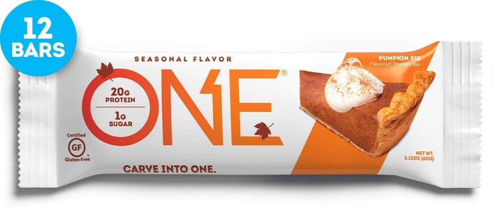 One Protein Bars, Pumpkin Pie