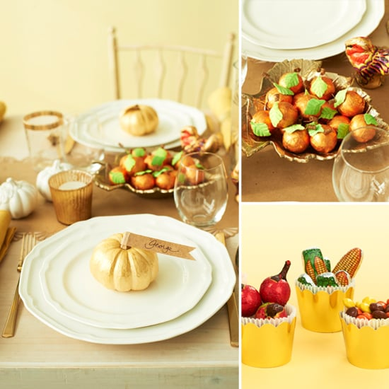 Blend the Grown-Ups' Table With the Kids' Table