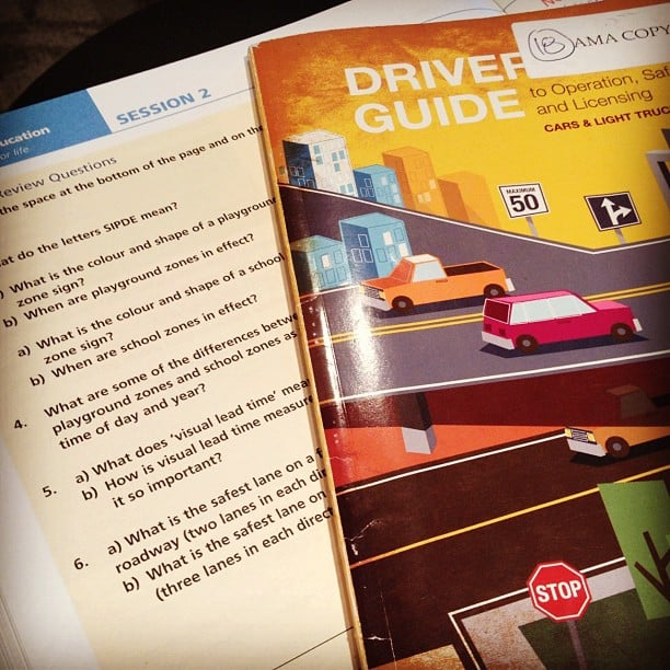 Passing Drivers Ed