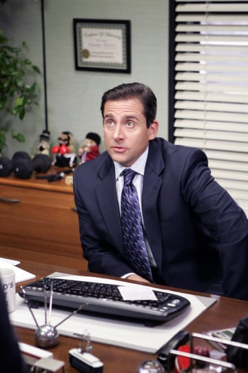 The Office Chairmodel Episode