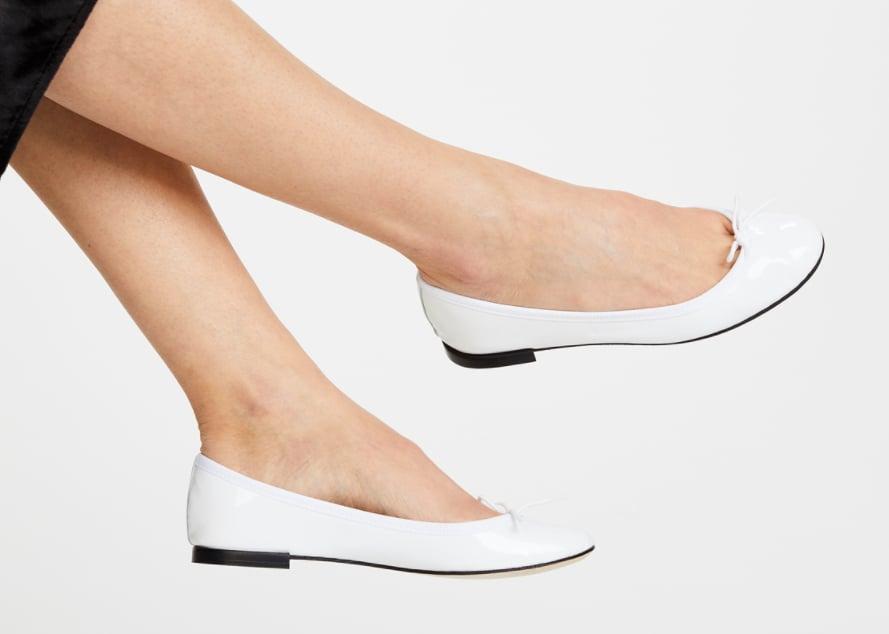 White Flats 2018 | POPSUGAR Fashion