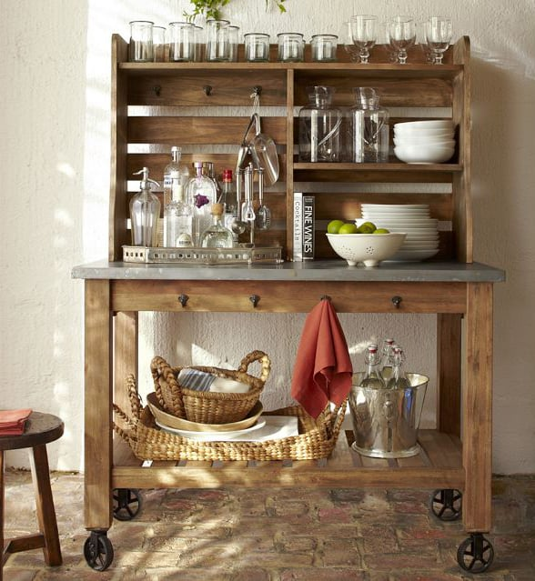 6 Tips For A Kitchen You Can Love For A Lifetime: Small Kitchen Organization Ideas
