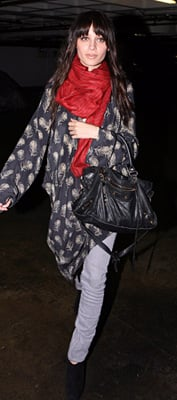 Nicole Richie Wears Winter Kate 2010-02-02 14:25:00