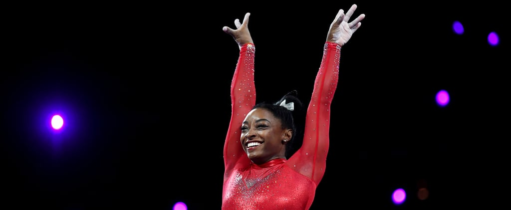 Simone Biles on Life and Training During Pandemic