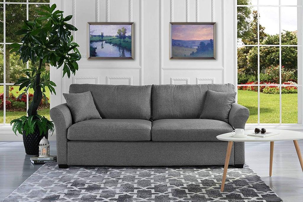 Sofamania Ultra Comfortable Sofa | Best Living Room Furniture ...