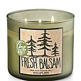 Fresh Balsam Candle ($25)