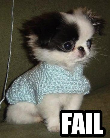 Fail Dogs
