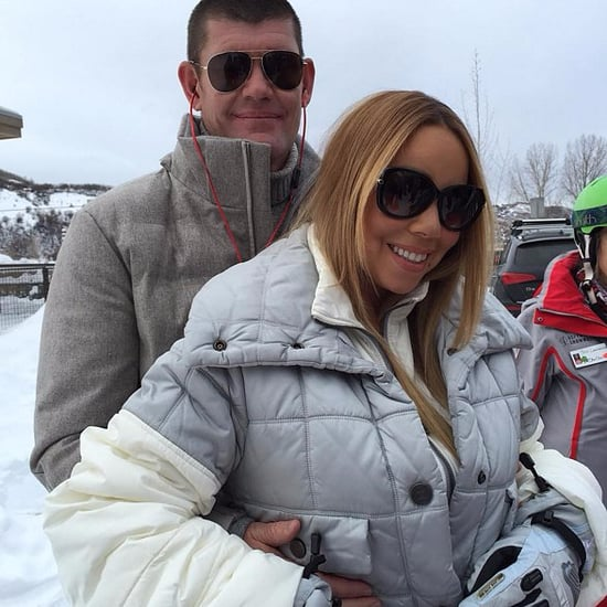 Mariah Carey Christmas Vacation With Her Kids 2015