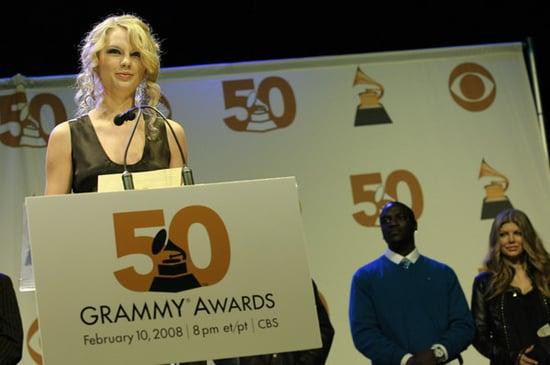 Kanye, Amy Winehouse Lead Grammy Nominations