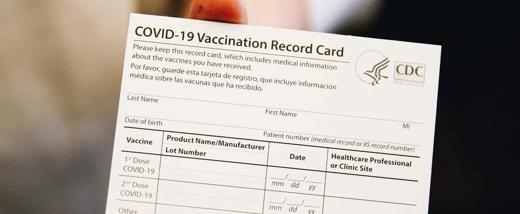 COVID-19 Vaccination Record Card Covers on Amazon | 2021