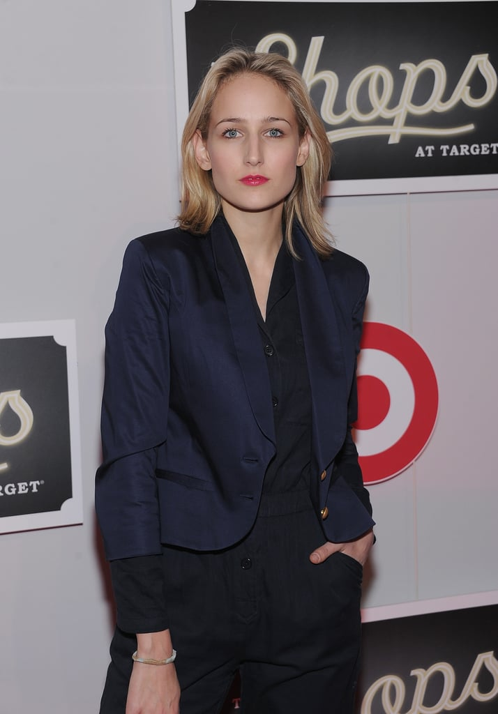 Leelee Sobieski attended The Shops at Target launch party in NYC.