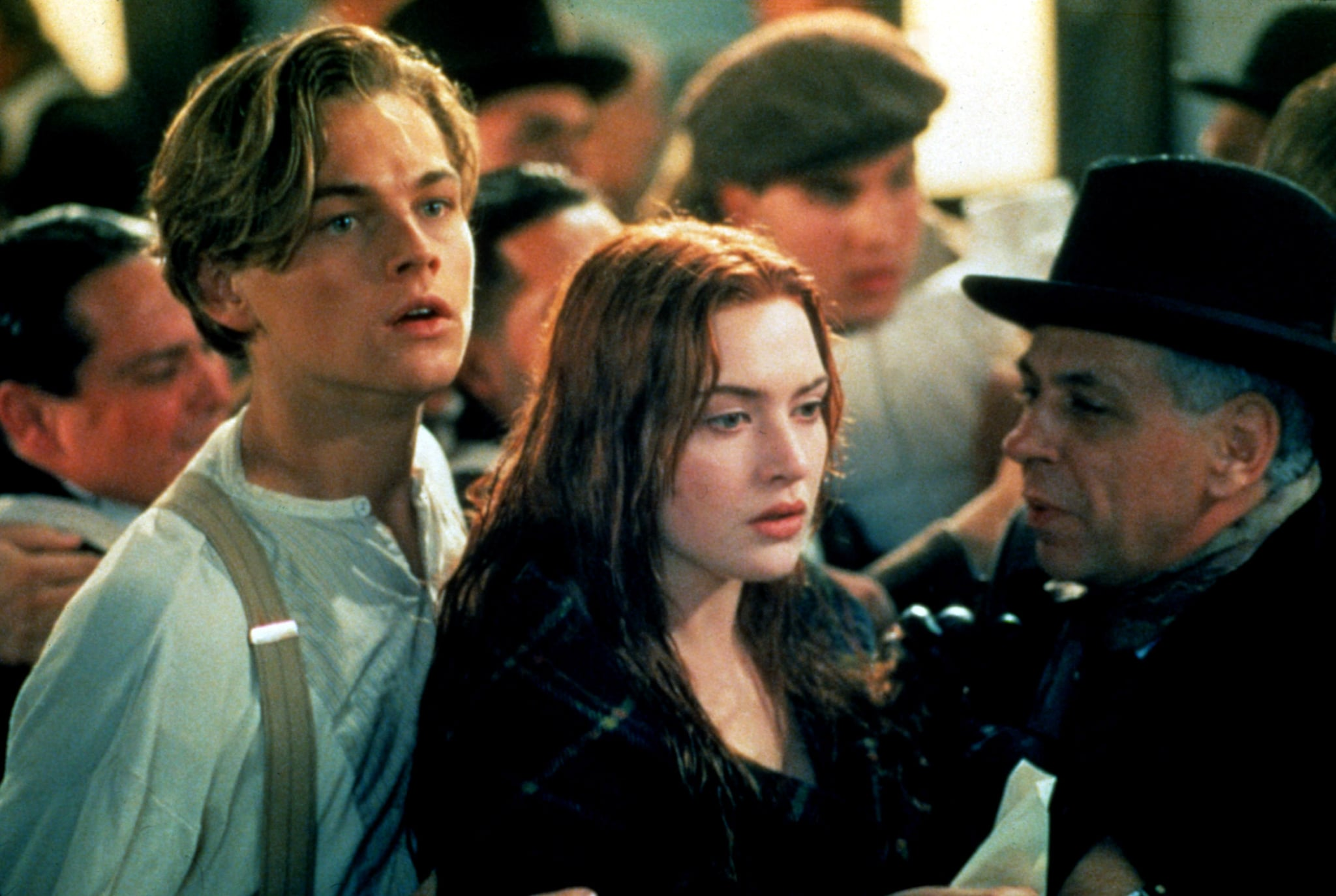 TITANIC, Leonardo Di Caprio, Kate Winslet, 1997, TM & Copyright (c) 20th Century Fox Film Corp. All rights reserved.