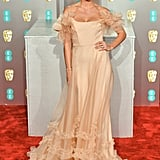 Millie Mackintosh at the 2019 BAFTA Awards