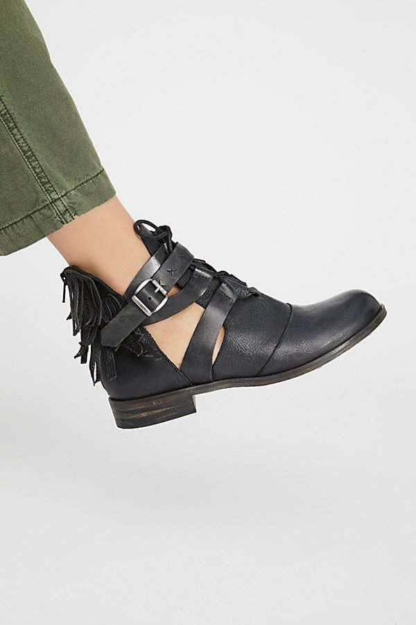 Madison Lace-Up Boot
