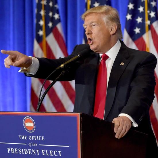 اولین مصاحبه مطبوعاتی دونالد ترامپ برگزار شد