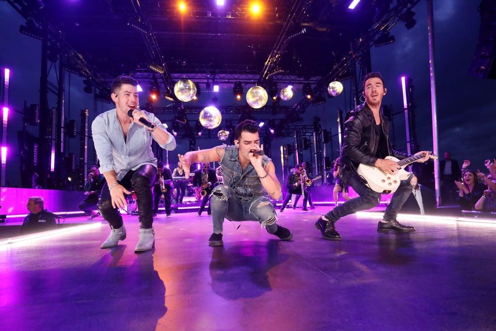 Jonas Brothers 2019 Mtv Vmas Performance Video Popsugar