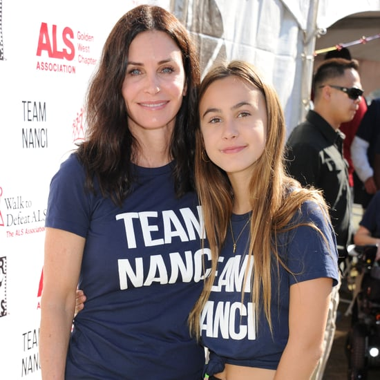 Courteney Cox and Daughter Coco Arquette Pictures